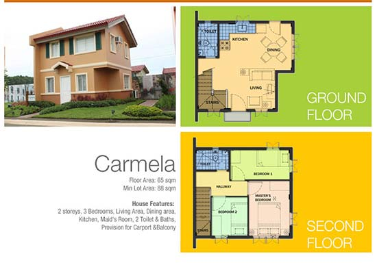 Carmella-camella-davao-buhangin-near-davao-international-airport