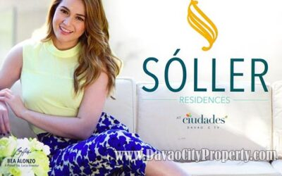 Lot For Sale at SOLLER RESIDENCES Davao
