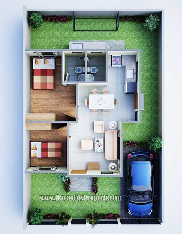michael-floor-plan-laffordable-housing-in-granville-crest-davao