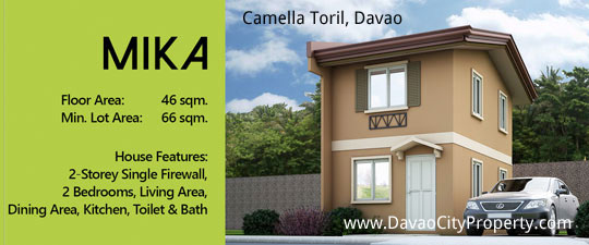 Mika-Solo-Affordable-Housing-at-Camella-Toril-Davao-South