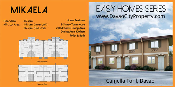 Mikaela-Affordable-Housing-at-Camella-Toril-Davao-South