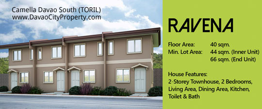 Ravena-Affordable-Housing-at-Camella-Toril-Davao-South
