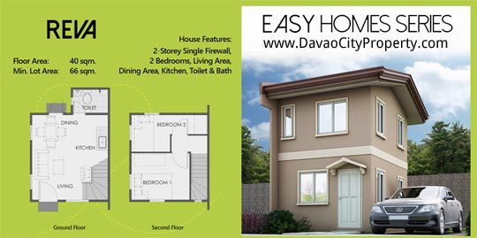 Reva-Solo-Affordable-Housing-at-Camella-Toril-Davao-South