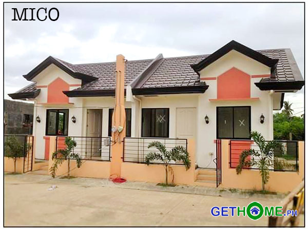 Ready To Occupy House Mico Model House at Granville Catalunan Pequeno Davao City