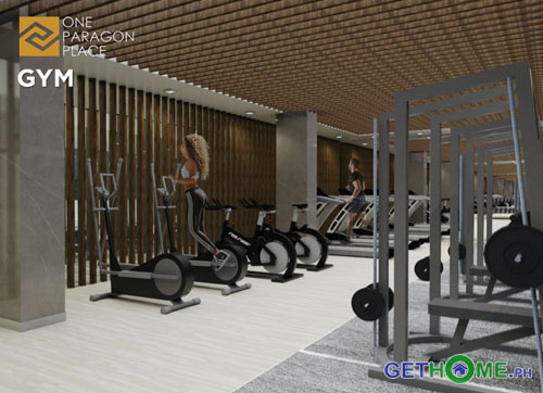 gym the paragon place matina davao condo