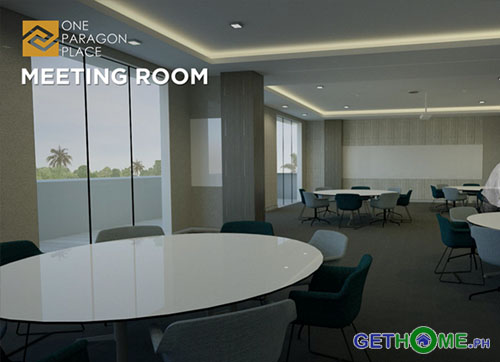 meeting room the paragon place matina davao condo