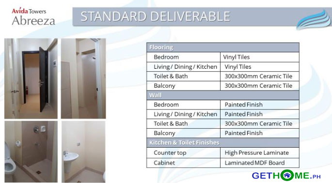 standard-deliverables-avida-towers-ayala-abreeza-condominium-jp-laurel-davao