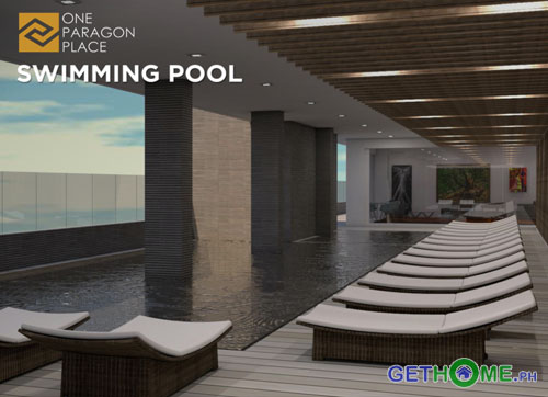 swimming pool the paragon place matina davao condo