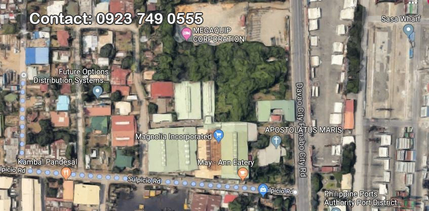 3-room apartment house for rent in sasa davao city