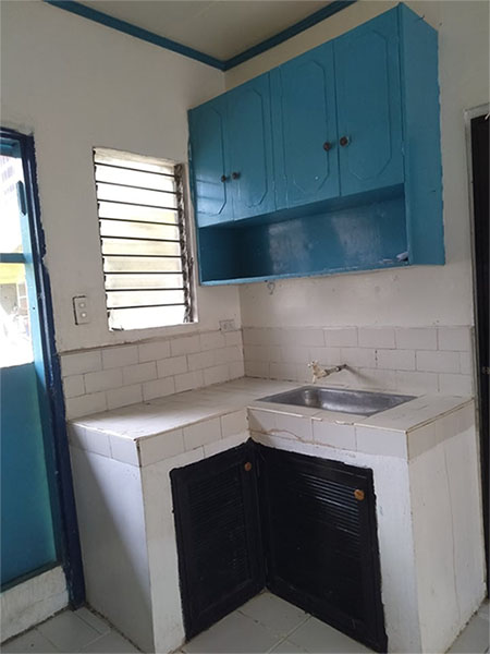 room apartment house for rent in sasa davao city