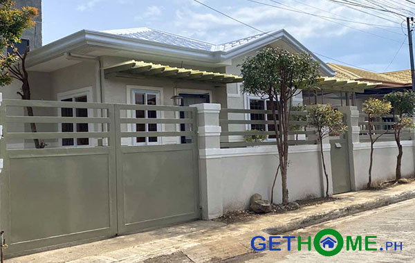 House & Lot For Rent in Davao FULLY FURNISHED